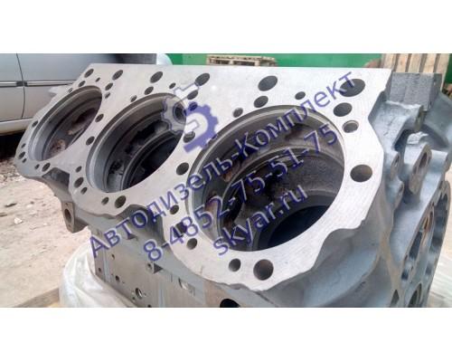 Блок цилиндров ЯМЗ 656-1002012-41