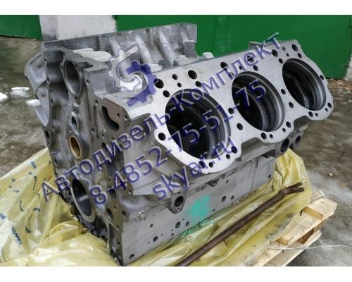 Блок цилиндров ЯМЗ 236-1002012-Е