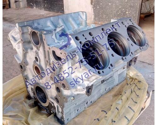 Блок цилиндров ЯМЗ 236Н-1002012-Ж
