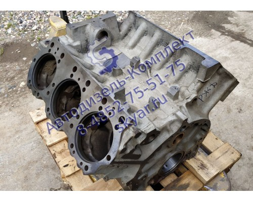 Блок цилиндров ЯМЗ 236НЕ2-1002012-А5