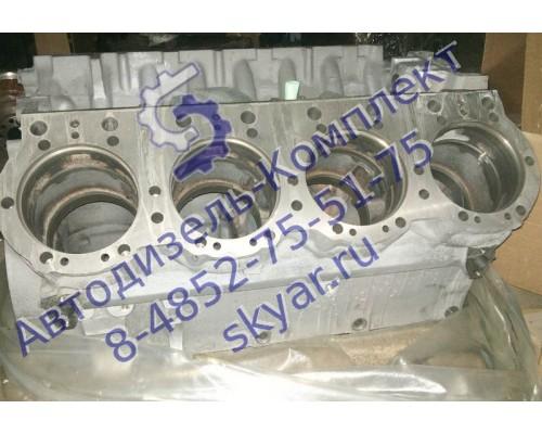 Блок цилиндров ЯМЗ 238-1002012-Д